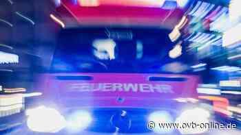 Stephanskirchen: Gasflasche entzündet sich - Grill geht in Flammen auf - Oberbayerisches Volksblatt