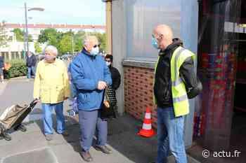 Val-d'Oise. Le maire d'Ermont rend le port du masque obligatoire au marché - La Gazette du Val d'Oise - L'Echo Régional