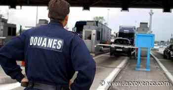 Arles : arrêté avec plus de 30 kilos de cannabis après une course-poursuite avec les douaniers - La Provence