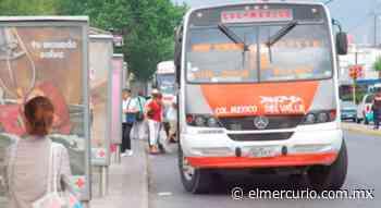 Concesionarios del transporte piden que suspensión del servicio incluya a ´libres´ y Uber - El Mercurio de Tamaulipas