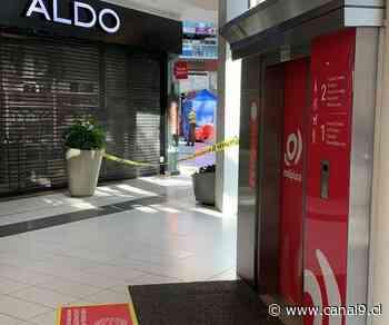 Hombre murió en Mall Plaza El Trébol de Talcahuano - Canal 9 Bío Bío Televisión