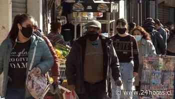 Preocupa aumento de contagios en Talcahuano - - Biobío - 24Horas.cl