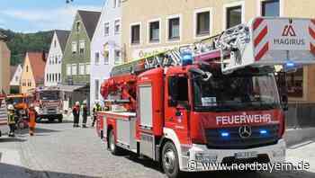 Greding: Schrecksekunde im Hotel Krone - Nordbayern.de