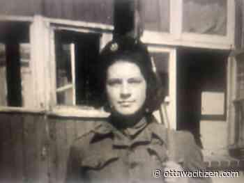 The gallant, nine-week war of Eva Konopacki