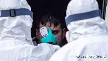 Tripulantes de embarcación libanesa fueron puestos en cuarentena preventiva en Talcahuano - Cooperativa.cl