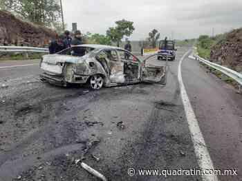 Tras balacera, mantienen operativo en Tepalcatepec SSP, Sedena y GN - Quadratín - Quadratín Michoacán