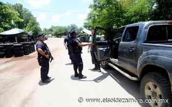 Reportan enfrentamientos armados en Tepalcatepec - El Sol de Zamora
