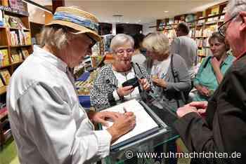Bei Bücher Beckmann in Werne soll es bald wieder Veranstaltungen geben - Ruhr Nachrichten
