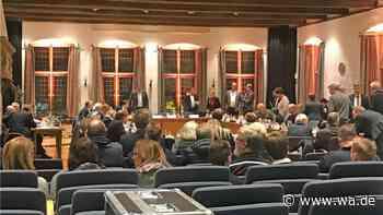 Werne: Frist abgelaufen - Zahl der Bürgermeister-Kandidaten steht fest - wa.de