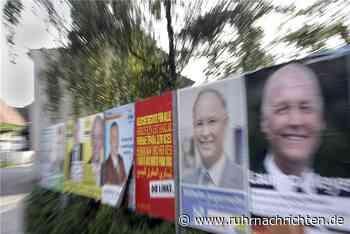 Was am Dienstag in Werne wichtig wird: Startschuss der Wahlkämpfer - Ruhr Nachrichten