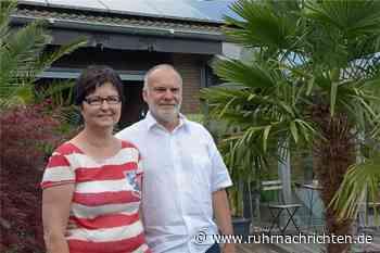 Blick in den Garten: Werne unter Palmen erleben - Ruhr Nachrichten