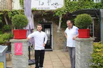 Restaurant. William Blondel, jeune chef reprend « La Forge » de Fontaine-Daniel à Saint-Georges-Buttavent - Le Publicateur Libre