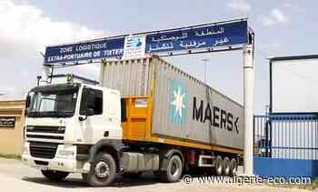 """Paralysé par une grève des travailleurs, le Port de Béjaïa """"consigné jusqu'à nouvel ordre"""" - Algérie Eco"""