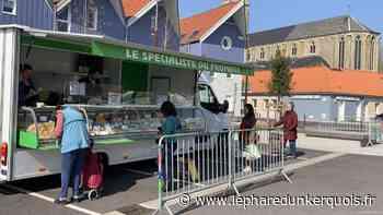 Bray-Dunes : le port du masque obligatoire pour les marchés de la ville - Le Phare dunkerquois