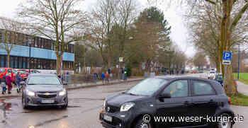 Pestalozzistraße in Oyten: Dauerhafte Sperrung für Elterntaxis - WESER-KURIER