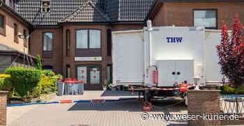 Corona: Zweiter Todesfall in Pflegeheim in Oyten - WESER-KURIER
