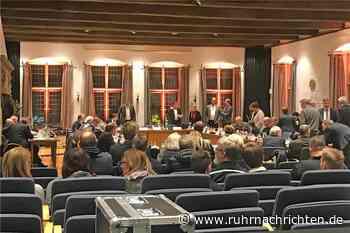 Frist abgelaufen - Zahl der Bürgermeister-Kandidaten in Werne steht fest - Ruhr Nachrichten