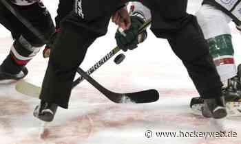 Simon Mayr wechselt auf Kaufbeuren zurück zum SC Riessersee - Hockeyweb.de
