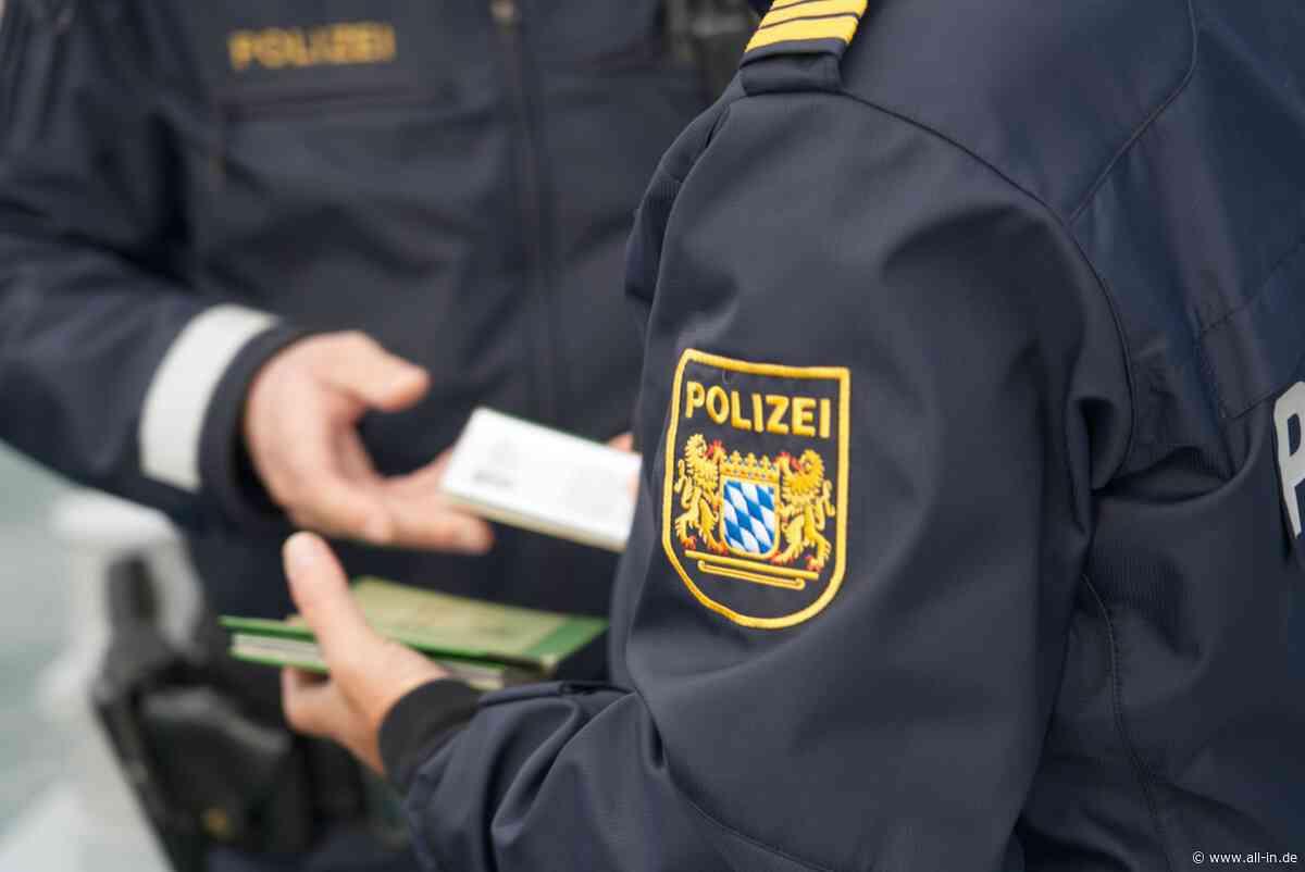 Polizeikontrolle: Wieder Parkverstöße von Ausflüglern in Naturschutzgebiet bei Bad Hindelang - Bad Hindelang - all-in.de - Das Allgäu Online!
