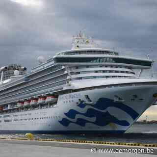 Eén passagier lag aan oorsprong van meer dan 700 besmettingen op cruiseschip Diamond Princess