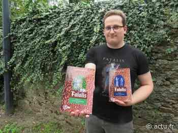 Près de Clisson, il publie le 2 tome de sa saga dark fantasy - L'Hebdo de Sèvre-et-Maine