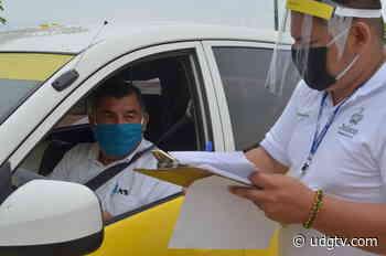 Comienza el proceso de concesiones de taxis en Puerto Vallarta - UDG TV