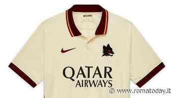 As Roma, ecco la nuova maglia da trasferta. Richiama linea e colori dei mitici anni Ottanta
