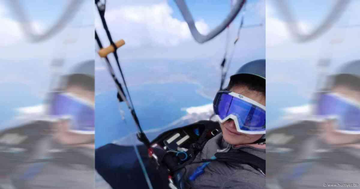Türkin Gülsah Hos bricht Rekord im Gleitschirmfliegen - Hürriyet.de