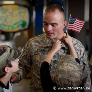 'Father Soldier Son': tien jaar lang oorlog en liefde door de ogen van één Amerikaans gezin