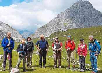 Moosburg an der Isar: Bustour der Bergfreunde des DAV zur Mieminger Kette - idowa