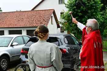 Filialkirche Moosburg an der Isar: Festlicher Gottesdienst zu Ehren des Jakobus - idowa