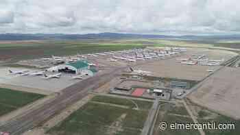 El Aeropuerto de Teruel construirá una nueva nave para usos logísticos - El Mercantil