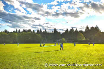 Inter-squad game a tune-up for Campbell River Cricket Club season - Campbell River Mirror