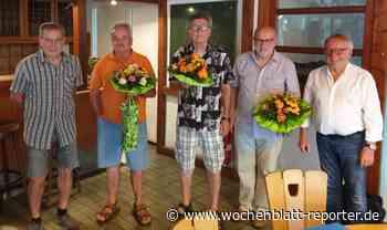 Tennis Club Germersheim: Neuer Vorstand übernimmt das Ruder im Verein - Germersheim - Wochenblatt-Reporter