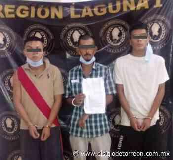 Caen tres en Torreón; eran buscados en Nueva Rosita - El Siglo de Torreón