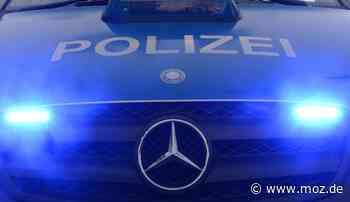 Polizeieinsatz: Mann schießt in einer Kleingartenanlage in Schwedt - Märkische Onlinezeitung