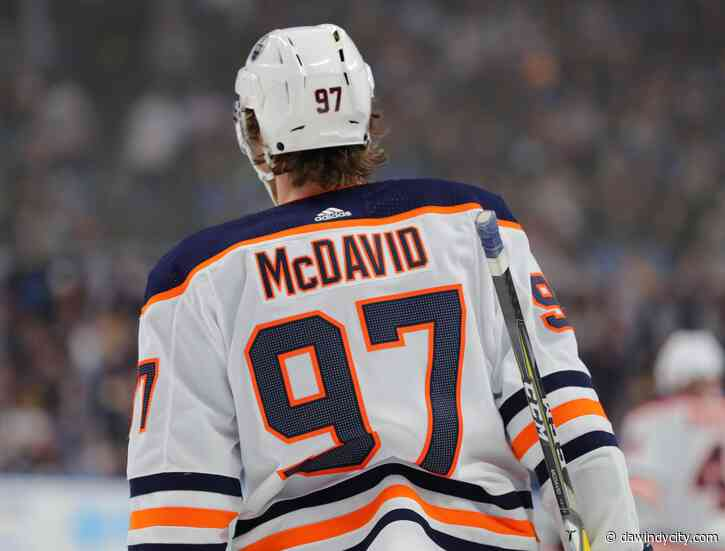 Chicago Blackhawks: McDavid's exhibition should scare everyone