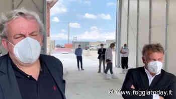 """Lucera cambia aria. Emiliano: """"Via materiali altamente inquinanti che affliggevano la Puglia"""" - FoggiaToday"""
