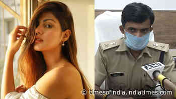 FIR against Rhea Chakraborty: 'Preliminary investigation has begun', says Patna SP