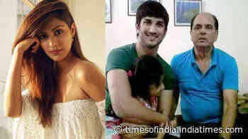 Sushant Singh Rajput's family wants Rhea Chakraborty to be arrested, says their lawyer