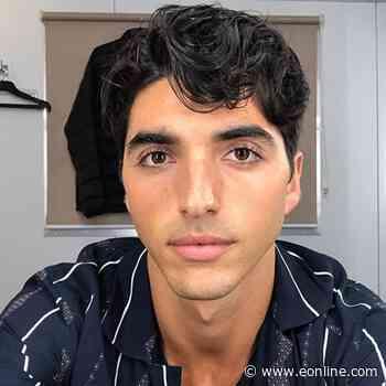 Todo lo que debemos saber de Taylor Zakhar Perez, el galán de The Kissing Booth 2 - E! Online Latino   Andes