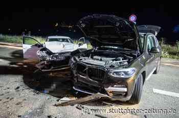Remseck am Neckar - Vorfahrt genommen – zwei Verletzte bei Unfall - Stuttgarter Zeitung