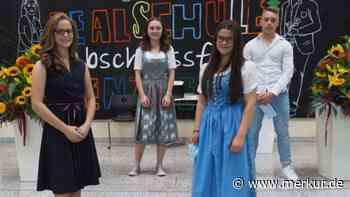 """Abschluss an Penzberger Realschule: """"Endlich geschafft!"""" - Merkur.de"""