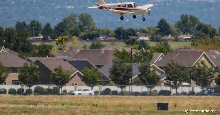 Eight crashes in 10 years. Is the regional airport in West Jordan safe?