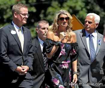Cindy Chesna, widow of Weymouth police Sgt. Michael Chesna, blasts reform bill, Hingham's removal of thin blu - masslive.com