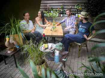 Dining Out: Arlo offers natural wines, simple but stellar dishes on its idyllic patio