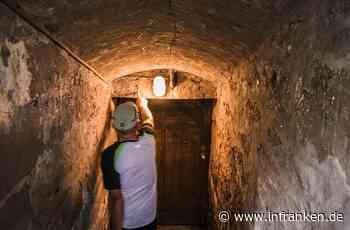 100 Jahre alter Schlüssel öffnet Tür zu geheimem Lager für fränkische Spezialität