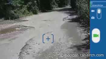 El Cazanoticias: denuncian malas condiciones de la vía Ibagué - Ambalema - Noticias RCN