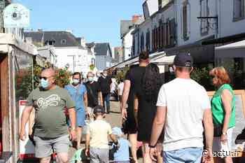 La Turballe : le port du masque obligatoire dans une partie du centre-ville - L'Echo de la Presqu'Ile