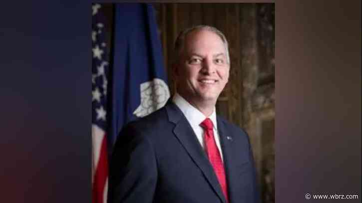 Governor Edwards: Louisiana now first in nation in per capita COVID-19 cases